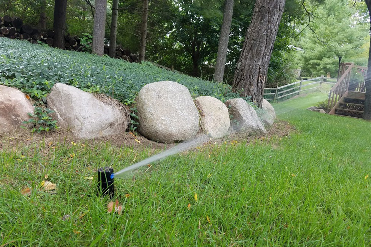 Smart Lawn Sprinkler Systems Sterling Heights MI - Techseven Company - techseven-gallery-42
